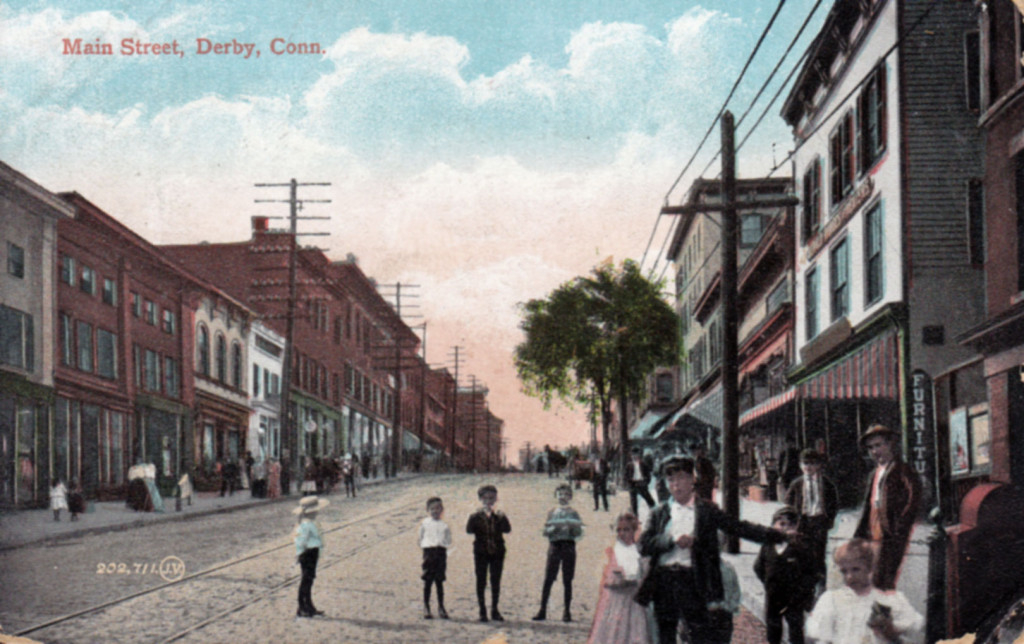 Postmarked in 1908