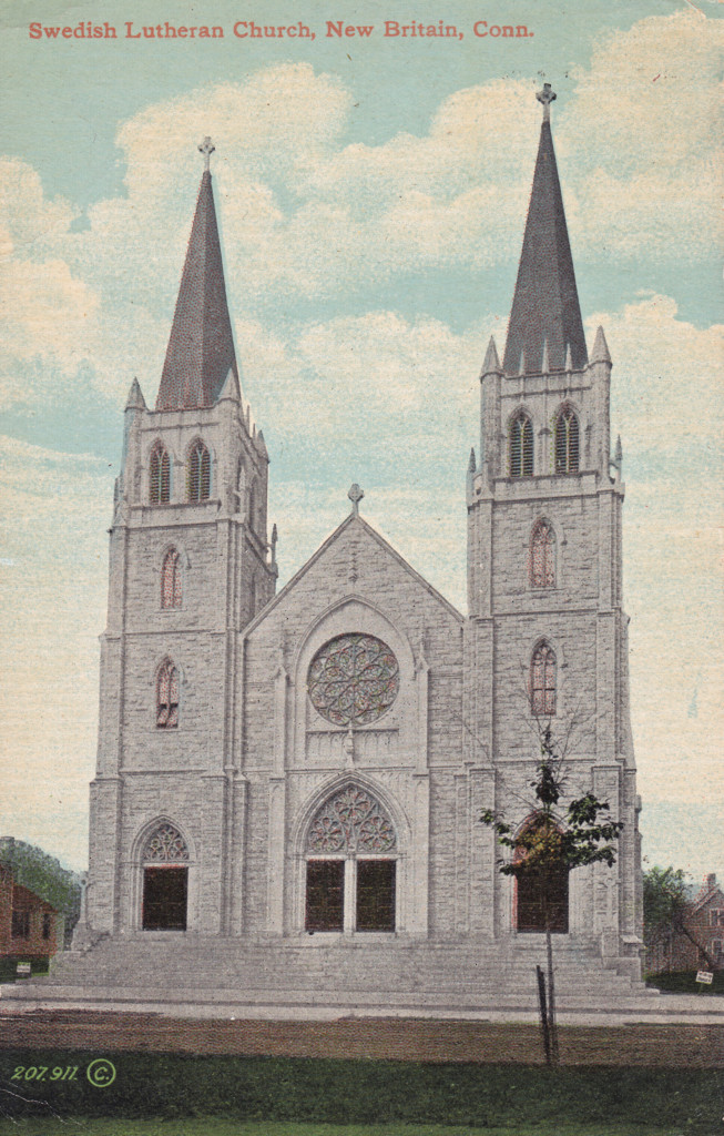 Swedish Lutheran Church, New Britain