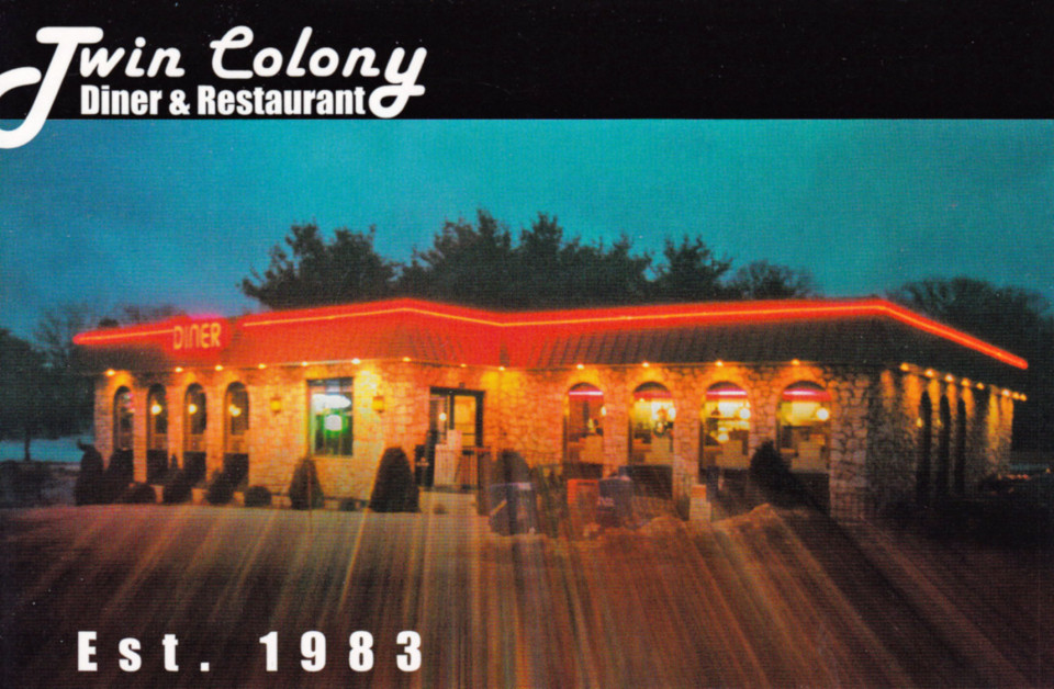 Twin Colony Diner, Torrington