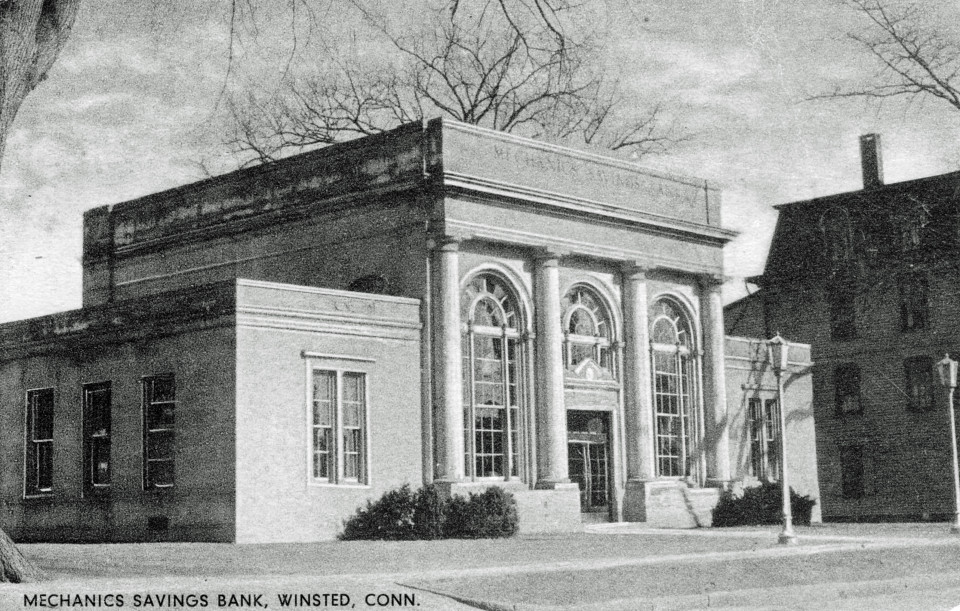 Mechanics Savings Bank, Winsted