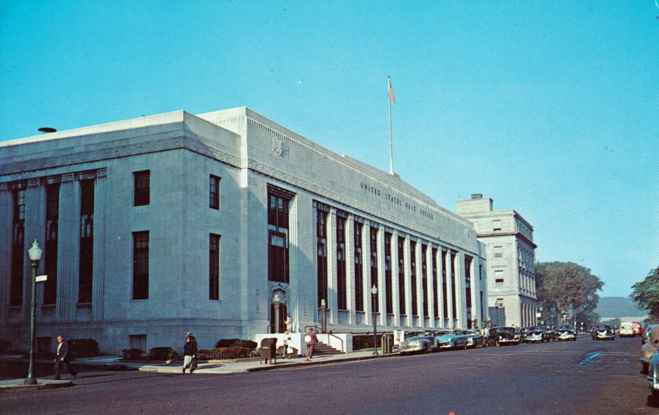 Post Office, Waterbury