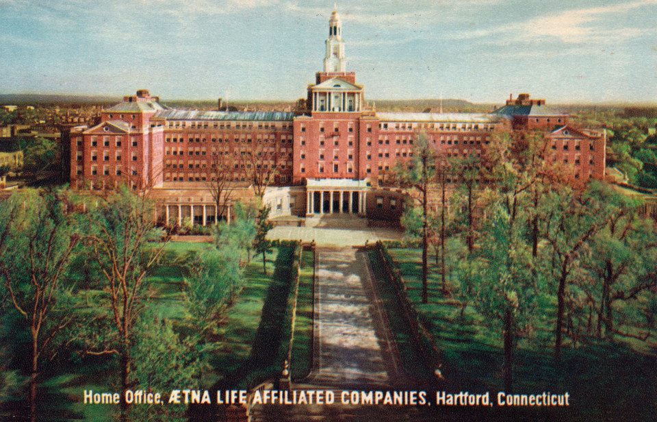 Aetna Headquarters, Hartford
