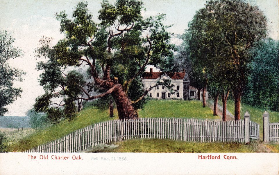 The Charter Oak, Hartford