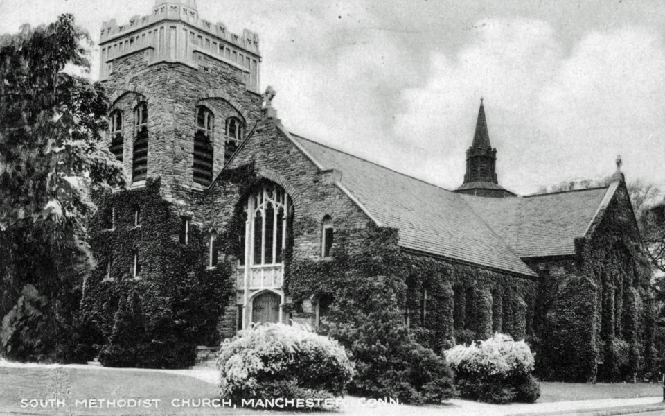 South Methodist Church, Manchester