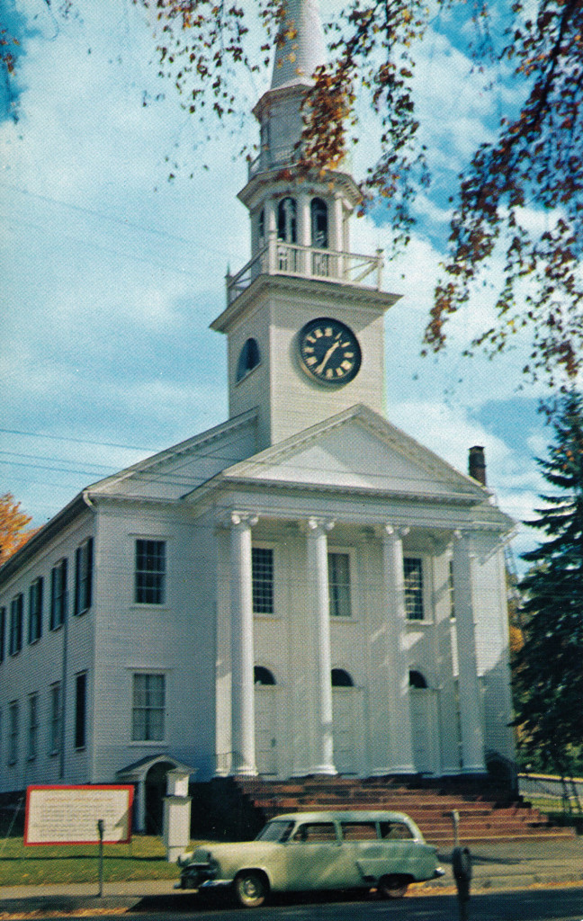 First Congregational Church, Southington