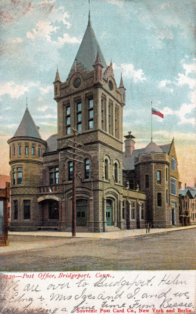 Post Office, Bridgeport