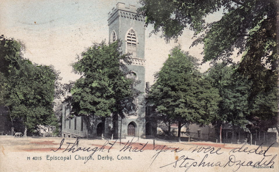 Episcopal Church, Derby