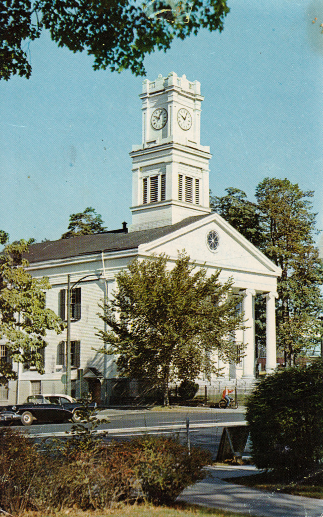 Congregational Church, East Hartford