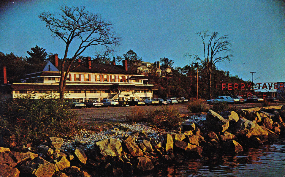 Ferry Tavern Hotel, Old Lyme
