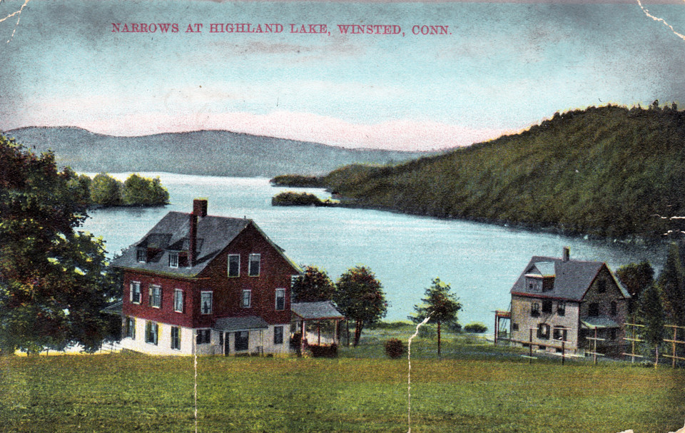Highland Lake, Winsted