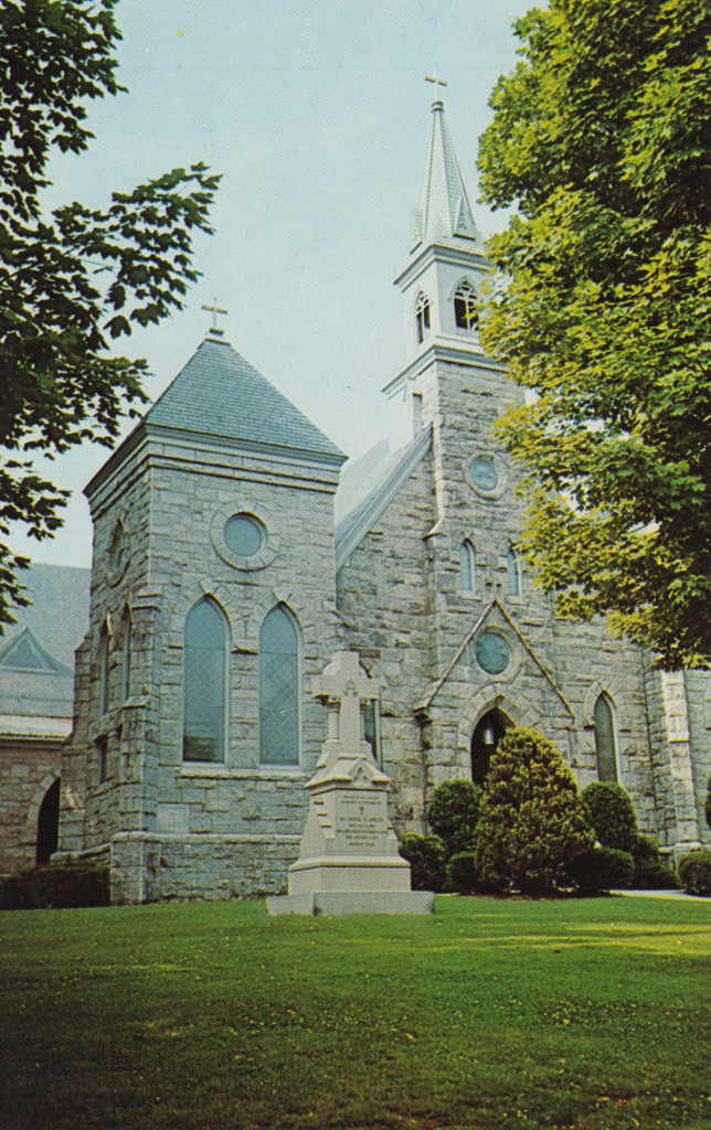 St. Edward's Church, Stafford Springs