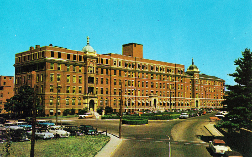 St. Mary's Hospital, Waterbury
