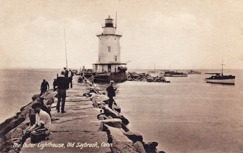 Outer Lighthouse, Old Saybrook