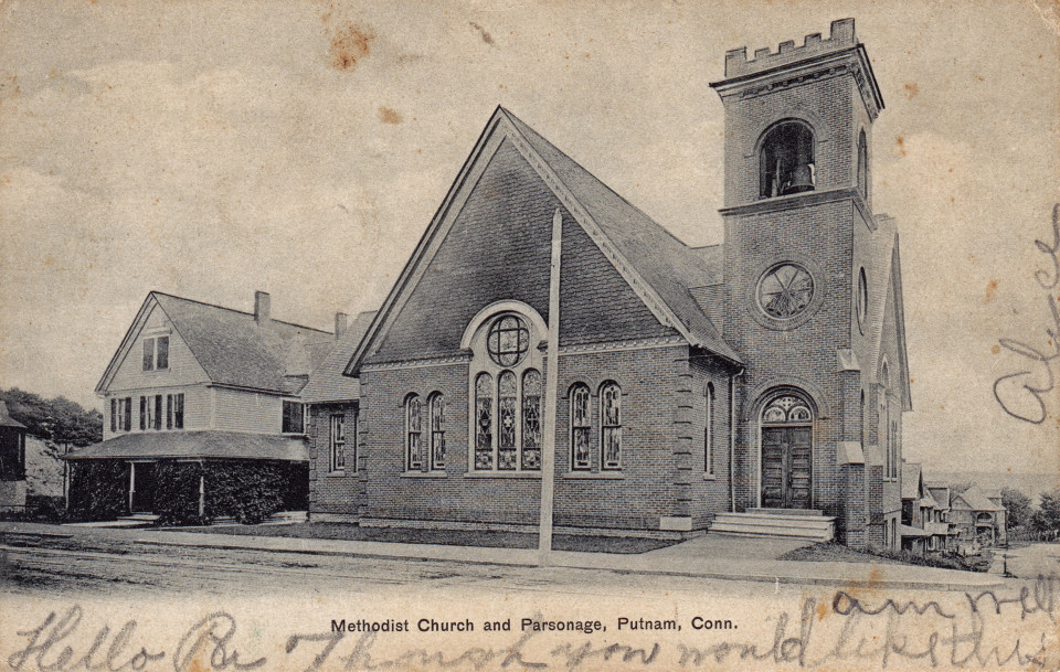 Methodist Church, Putnam
