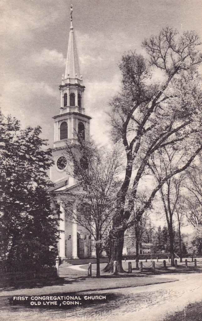 First Congregational Church, Old Lyme