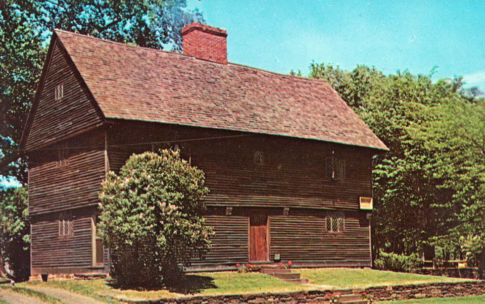 Buttolph-Williams House, Wethersfield