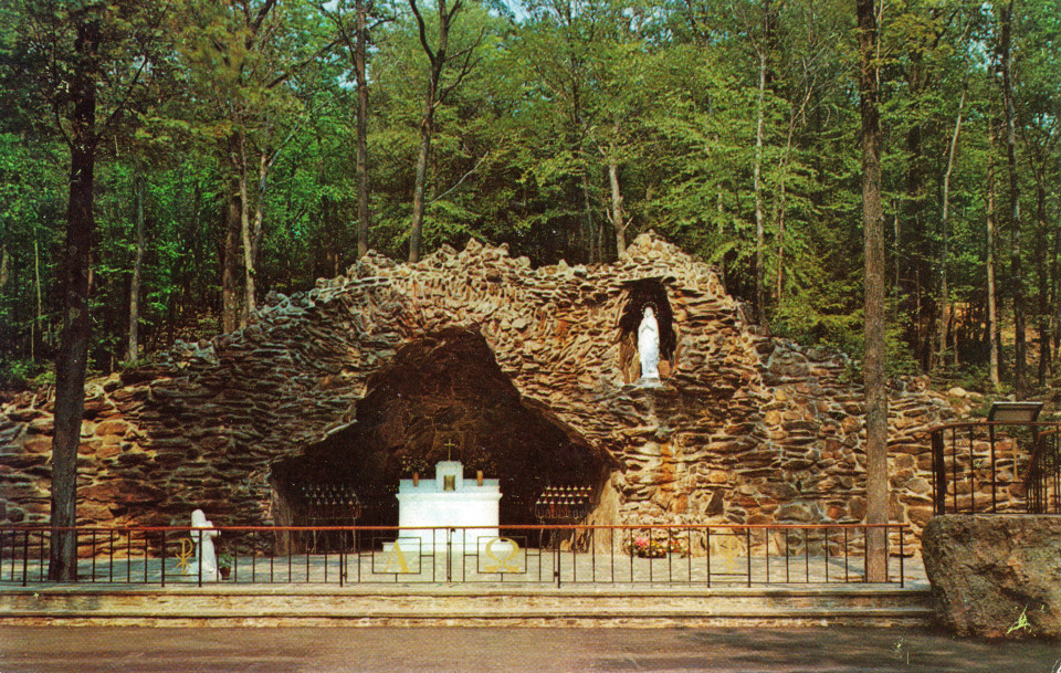 Our Lady of Lourdes, Litchfield