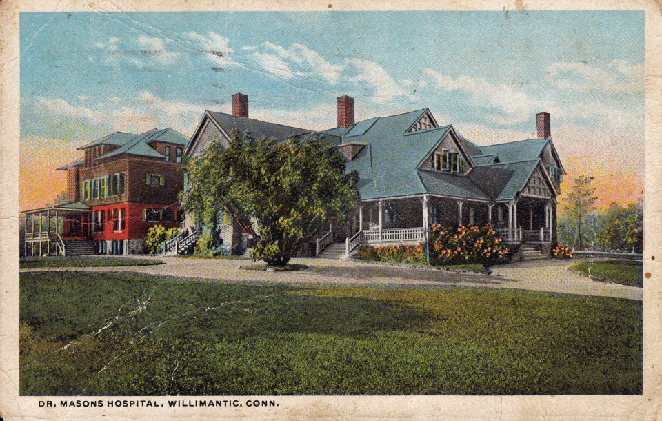 Dr. Mason's Hospital, Willimantic