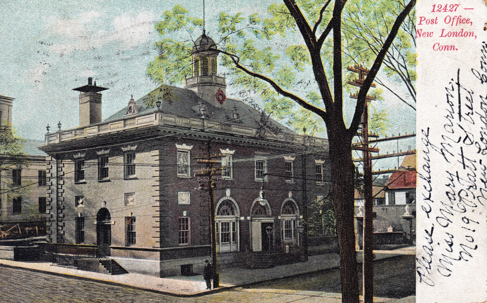 Post Office, New London