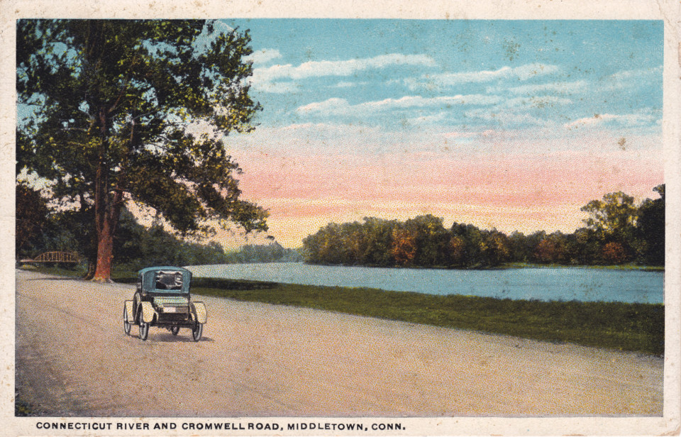 Connecticut River, Middletown