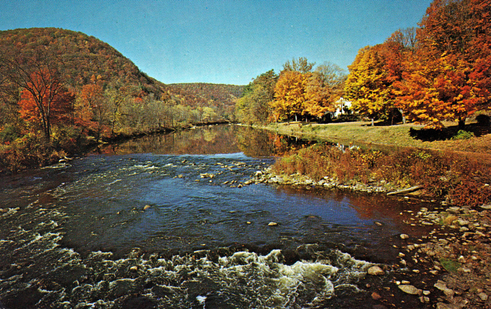 Housatonic River, West Cornwall
