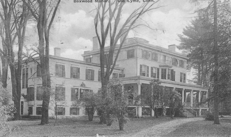 Boxwood Manor, Old Lyme