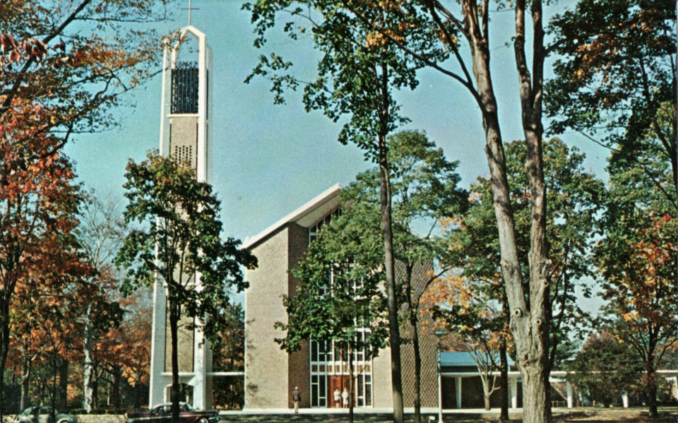 St. Mark's Church, New Canaan