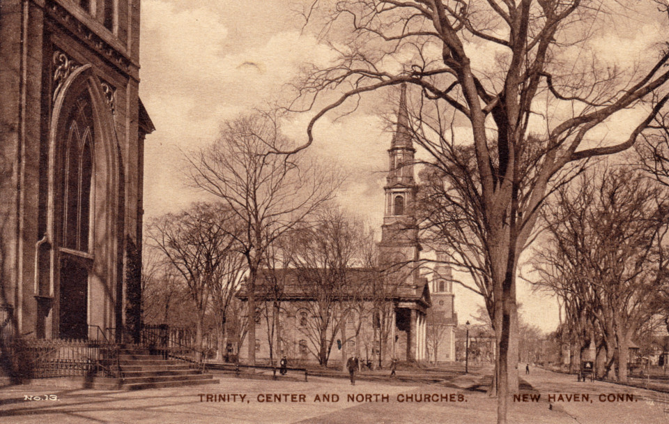 Churches on the Green, New Haven
