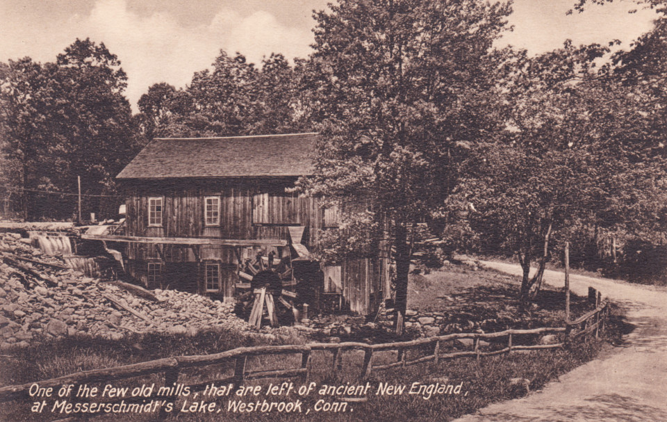 Old Mill, Westbrook