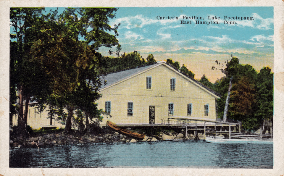 Carrier's Pavilion, East Hampton