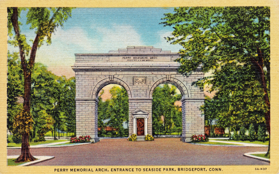 Perry Arch, Bridgeport