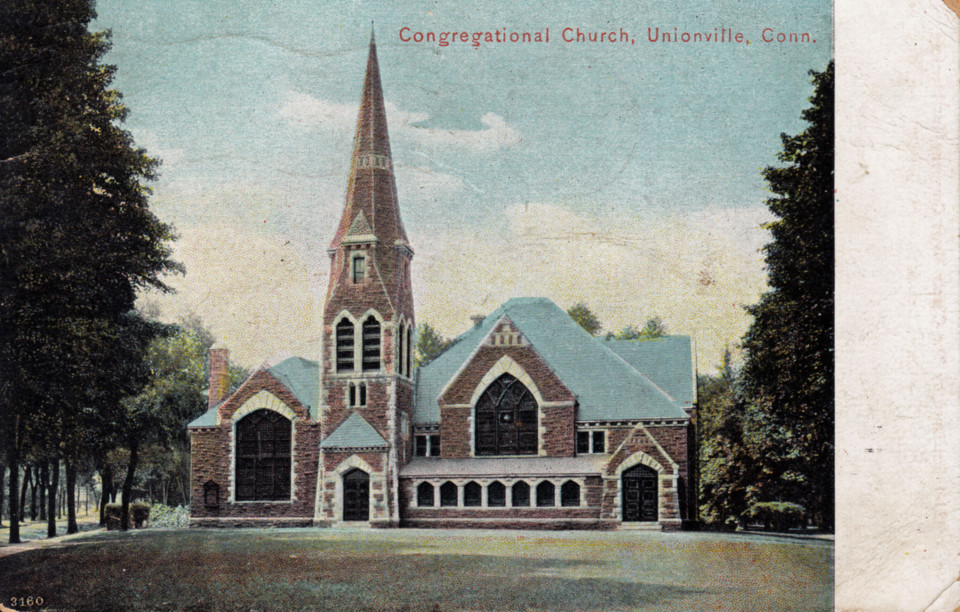 Congregational Church, Unionville