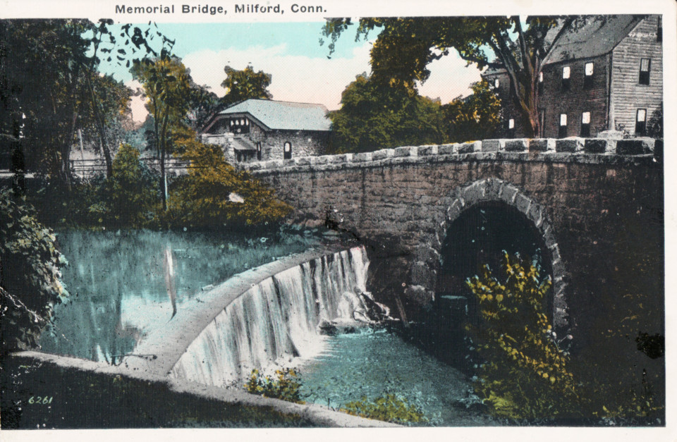 Memorial Bridge, Milford