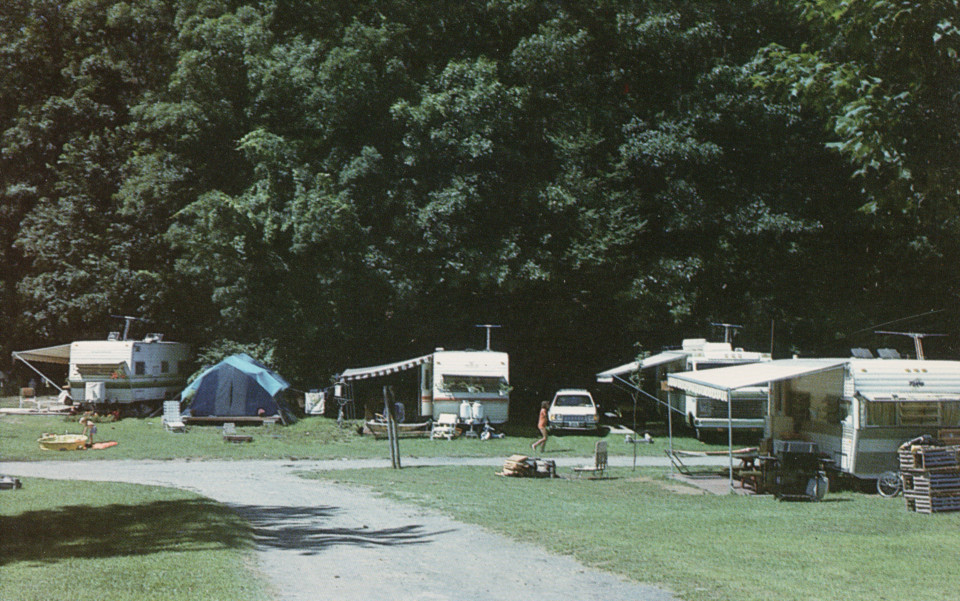 Riverdale Farm Campsites, Clinton