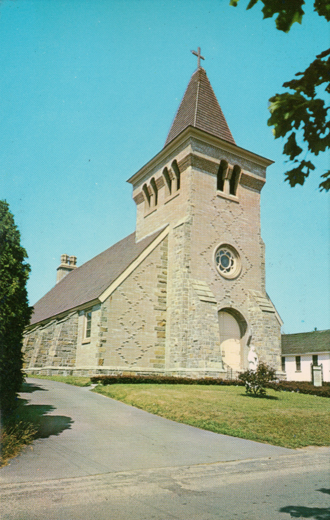 St. Agnes Church, Niantic
