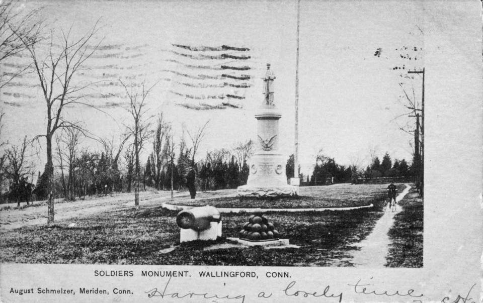 Soldiers' Monument, Wallingford