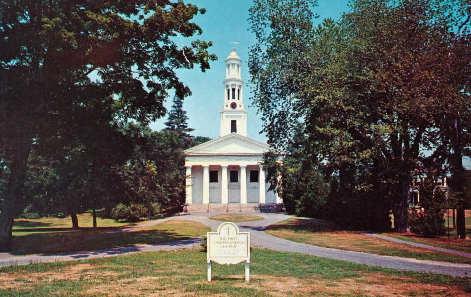 First Congregational Church, Madison