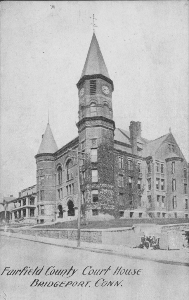 Fairfield County Courthouse, Bridgeport
