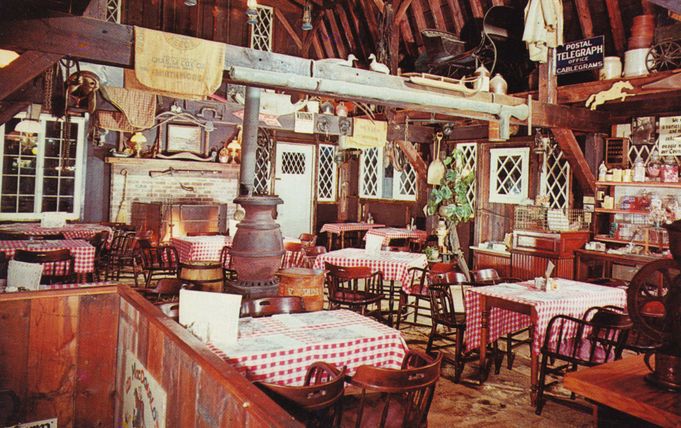 Old MacDonald's Farm & Restaurant, South Norwalk
