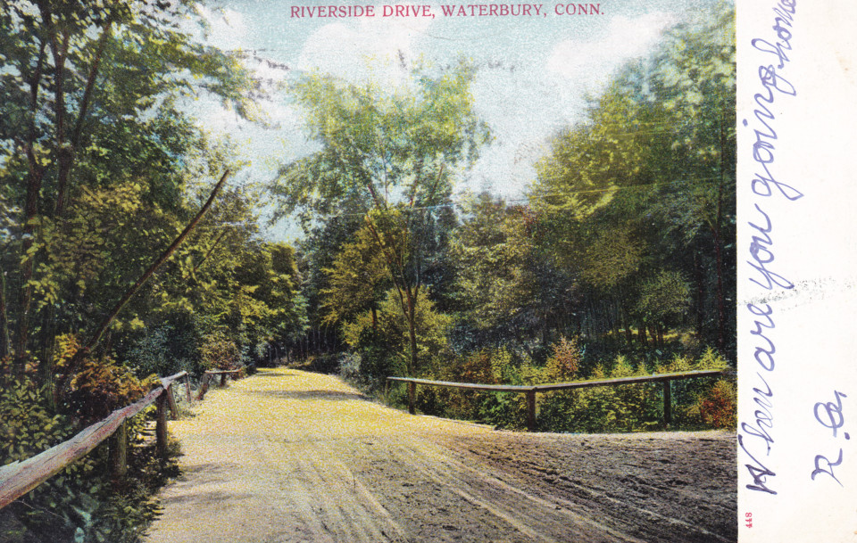Riverside Drive, Waterbury