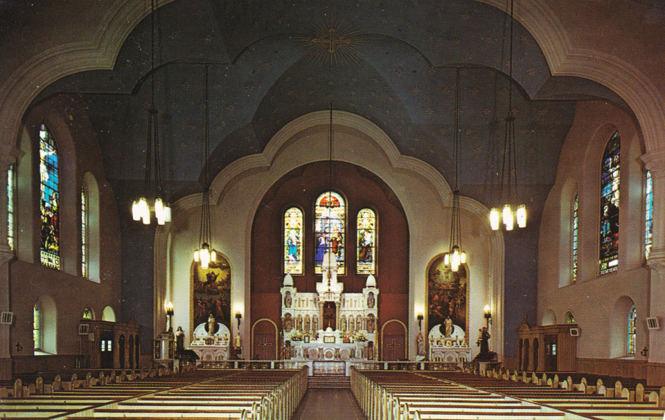 Sacred Heart Church, New Haven