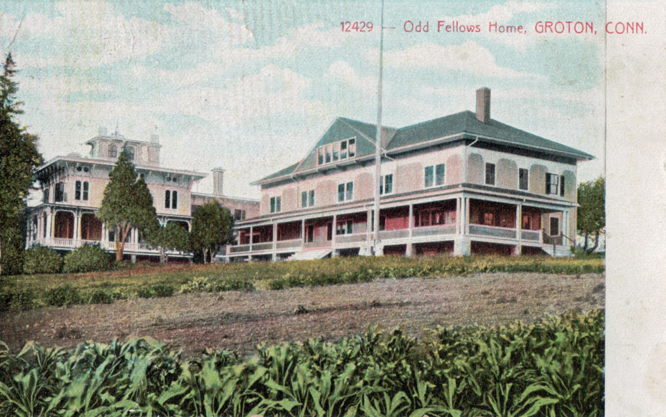 Odd Fellows Home, Groton