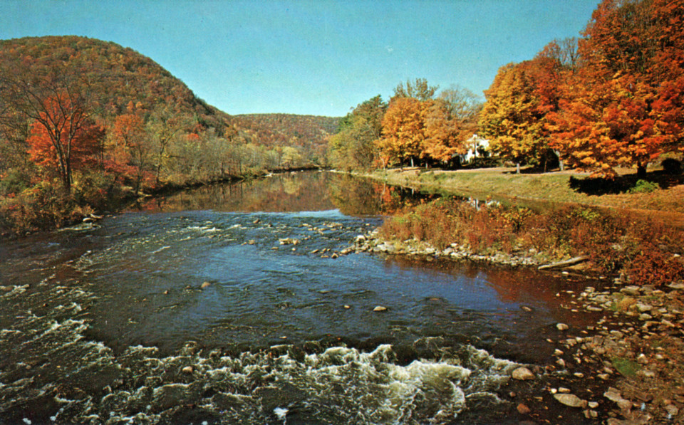 Housatonic River Valley, West Cornwall