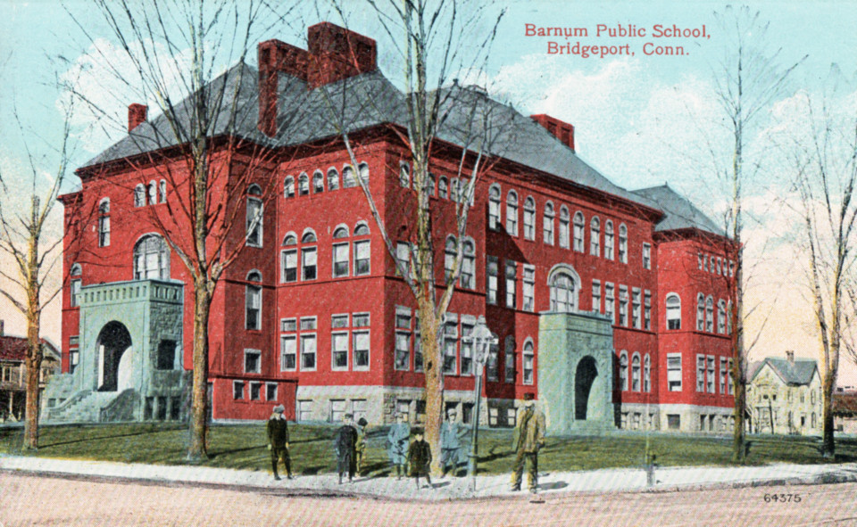 Former Barnum School, Bridgeport