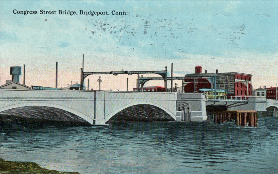 Congress Street Bridge, Bridgeport
