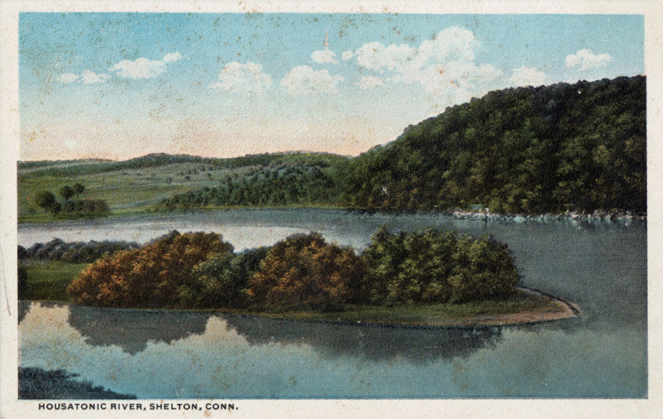 Housatonic River, Shelton