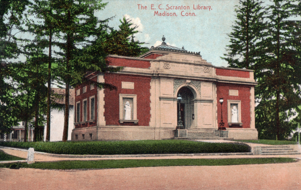 Scranton Library, Madison
