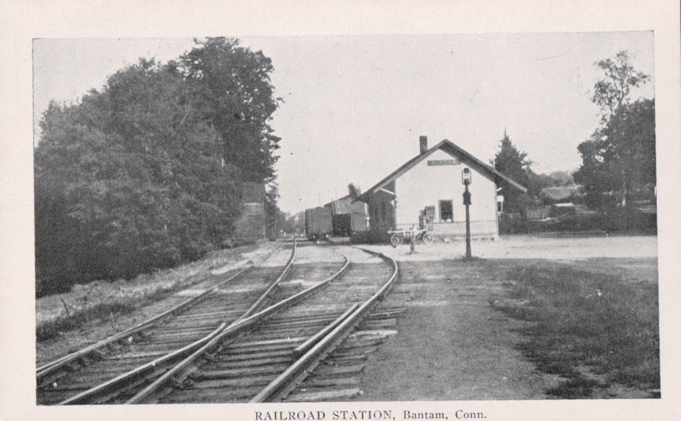 Bantam Railroad Station