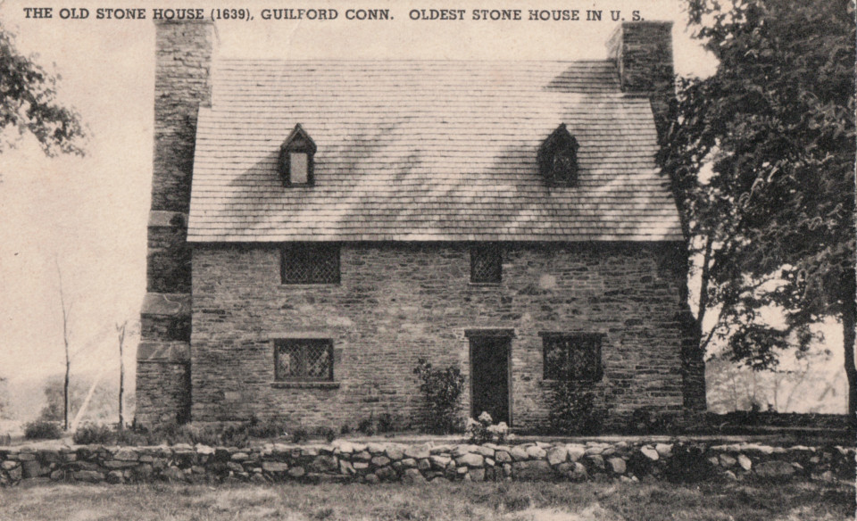 Old Stone House, Guilford