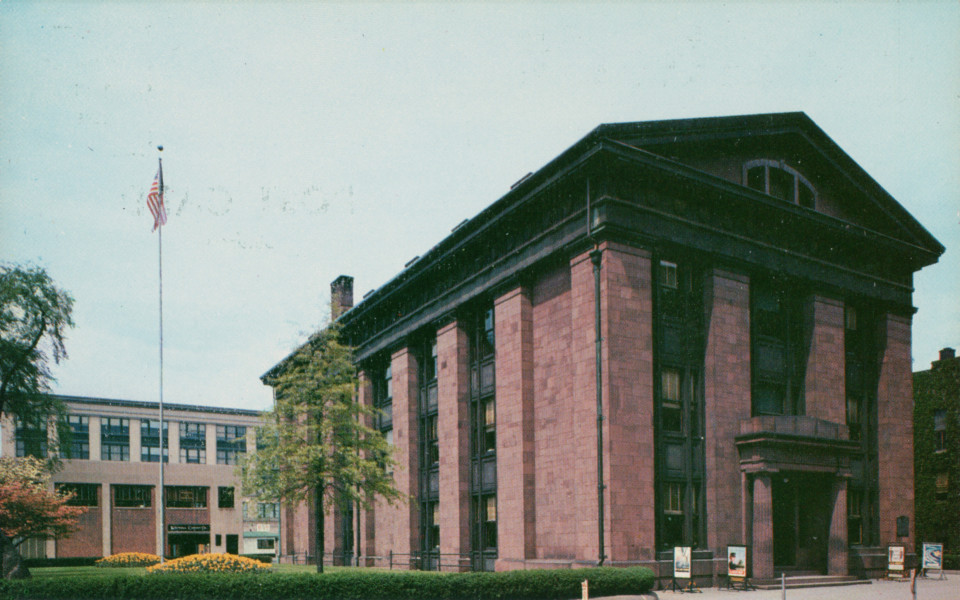 McLevy Hall, Bridgeport